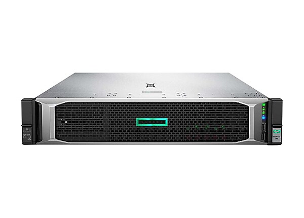 HPE SimpliVity 380 Gen10 Node - rack-mountable - no CPU - 0 GB