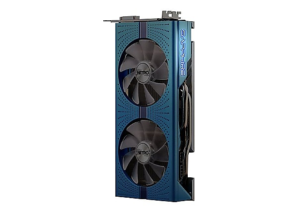 Sapphire NITRO+ RX 590 - Special Edition - graphics card - Radeon RX 590 -