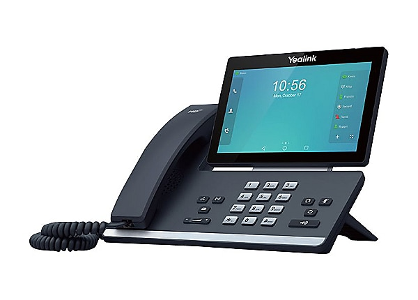Yealink SIP-T58A - VoIP phone - with Bluetooth interface with caller ID - 5