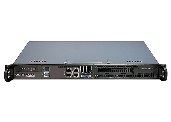 Unitrends Recovery Series MAX 2 1U 32GB RAM Recovery Backup Appliance