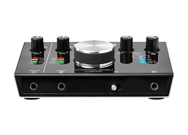 M-Audio M-Track 2X2M - audio interface