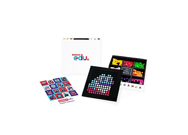 Teq Bloxels Game Studio Pack with Handbook and Workbook