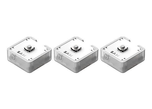 Teq SAM Labs 3x Button Block Pack