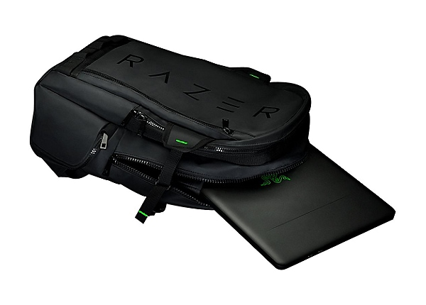 Razer Rogue notebook carrying backpack