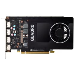 NVIDIA Quadro P2200 - graphics card - 5 GB - Adapters Included