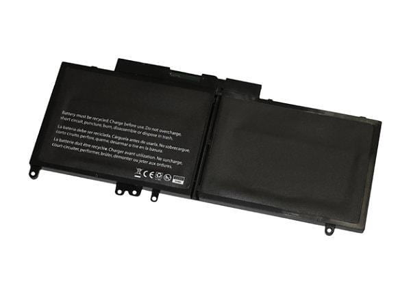 V7 - notebook battery - Li-pol - 5100 mAh