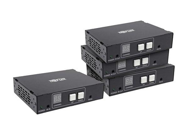 Tripp Lite DVI / HDMI Over Cat5/6 Switch Extender Kit 1080p @ 60Hz IR TAA