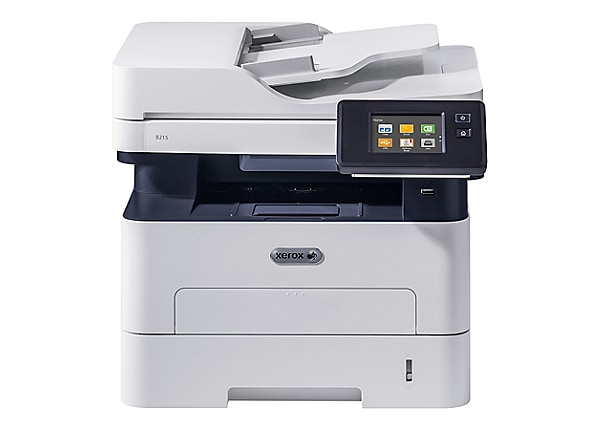 Xerox B215 31 ppm Black and White All-in-One Multifunction Printer