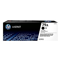 HP 79A Original LaserJet Toner Cartridge - Black