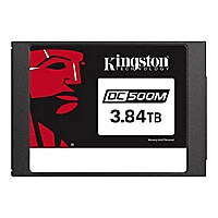 Kingston Data Center DC500M - solid state drive - 3.84 TB - SATA 6Gb/s