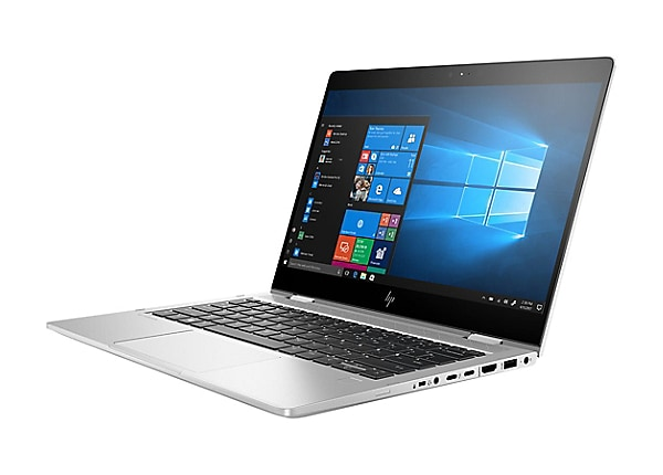 "HP EliteBook x360 830 G6 - 13.3"" - Core i5 8365U - 8 GB RAM - 256 GB SSD -"