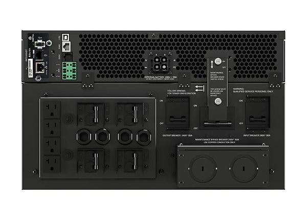 Vertiv Liebert GXT5 UPS - 8kVA/8000W 208/120V Double Conversion Online UPS