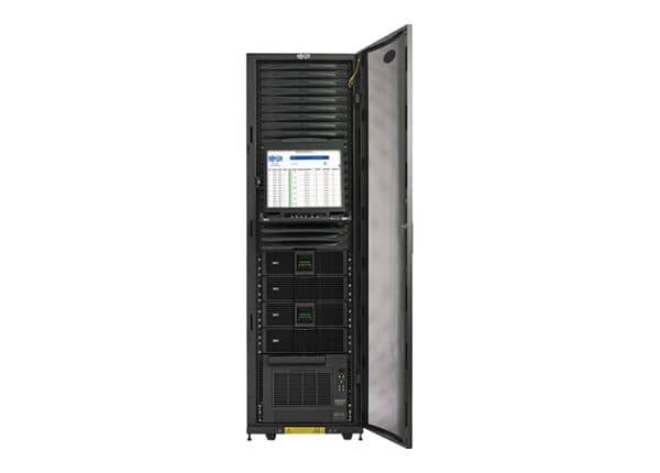 Tripp Lite EdgeReady Micro Data Center 38U (2) 3000VA UPS (2) PDUs 42U Rack