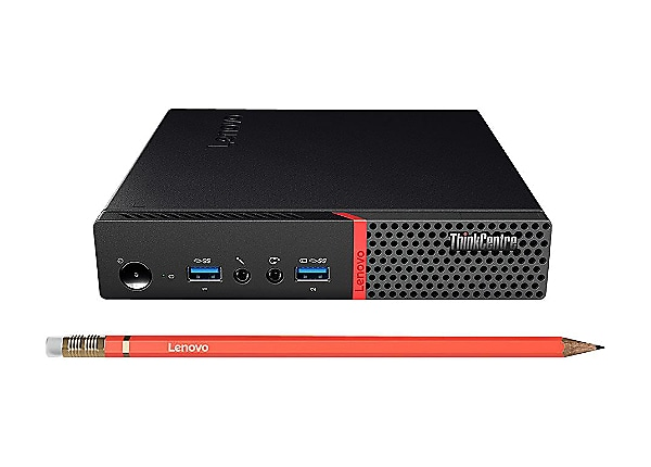Lenovo ThinkCentre M715q (2nd Gen) - tiny - Athlon PRO 200GE 3.2 GHz - 4 GB