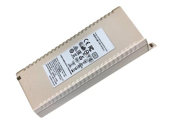 HPE Aruba Midspan Injector - PoE injector - 15.4 Watt