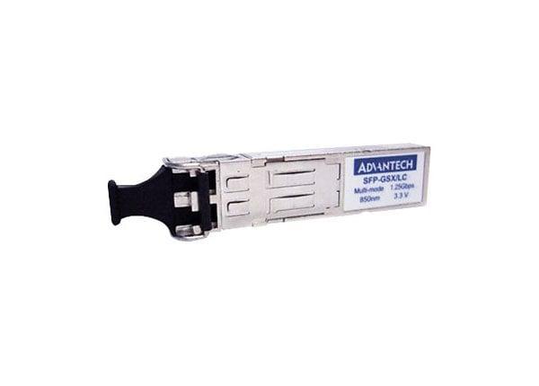 Advantech - SFP (mini-GBIC) transceiver module - GigE