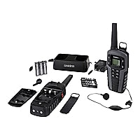 Uniden SX377-2CKHS two-way radio - GMRS