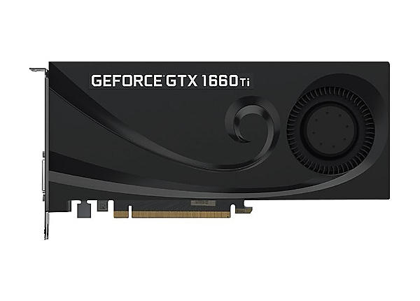 PNY GeForce GTX 1660 Ti Blower - graphics card - GF GTX 1660 Ti - 6 GB