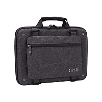 "Higher Ground 11"" Shuttle 3.0 with Shoulder Strap and Power Pocket - Gray"