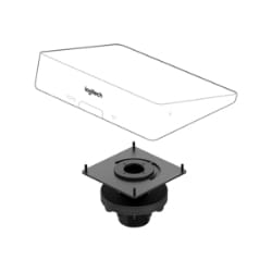 Logitech Tap Table Mount video conferencing controller mounting kit
