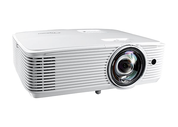 Optoma EH412ST - DLP projector - short-throw - 3D