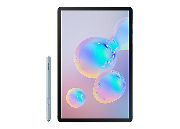 Samsung Galaxy Tab S6 - tablette - Android 9.0 (Pie) - 128 Go - 10.5""