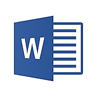 Microsoft Word 2019 - licence - 1 PC