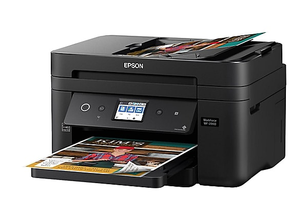 Epson WorkForce WF-2860 - imprimante multifonctions - couleur