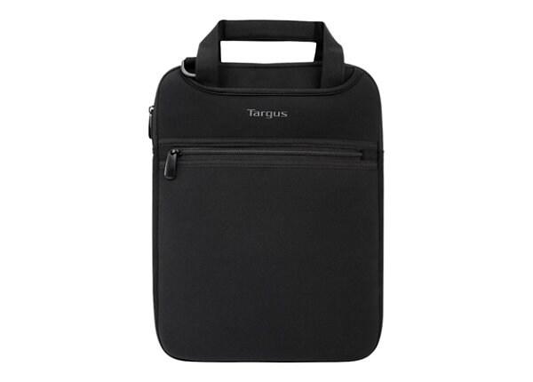 """Targus 12"""" Vertical Slipcase with Hideaway Handles notebook sleeve"""