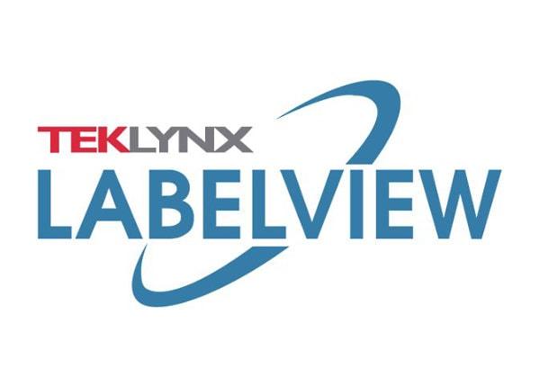 TEKLYNX LABELVIEW 2019 GOLD PERP