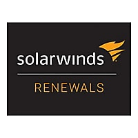 SolarWinds Maintenance - technical support (renewal) - for SolarWinds Log M