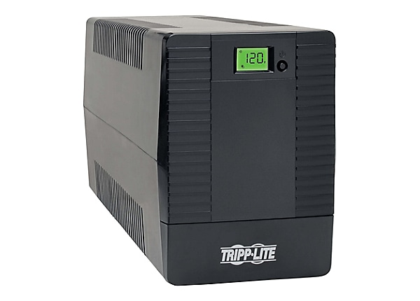 Tripp Lite 1440VA 1200W UPS Smart Tower Battery Back Up Desktop AVR USB LCD