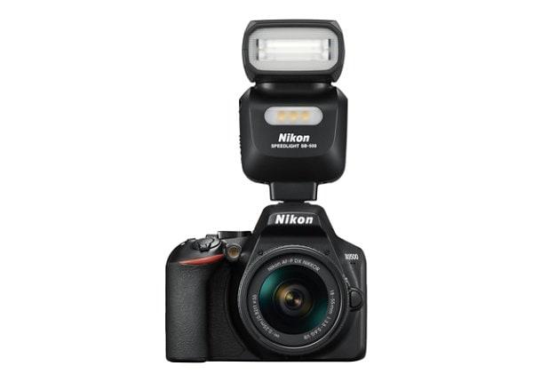 Nikon D3500 - digital camera AF-P DX 18-55mm VR lens