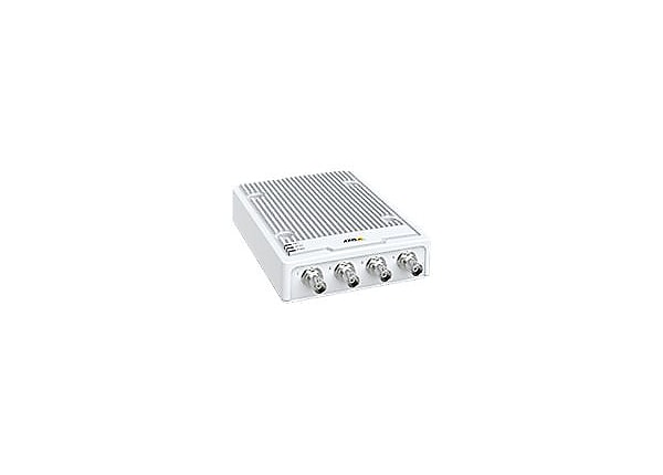 AXIS M7104 Video Encoder - video server - 4 channels