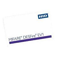 HID® MIFARE® DESFire® EV1 Credentials Smart Card