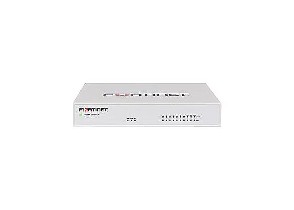 Fortinet FortiGate 61E - security appliance - with 3 years 360 Protection B