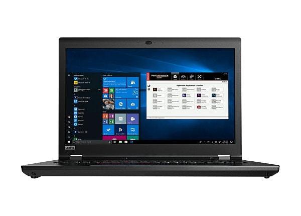 """Lenovo ThinkPad P73 - 17.3"""" - Core i7 9850H - 64 GB RAM - 1 TB SSD - US"""