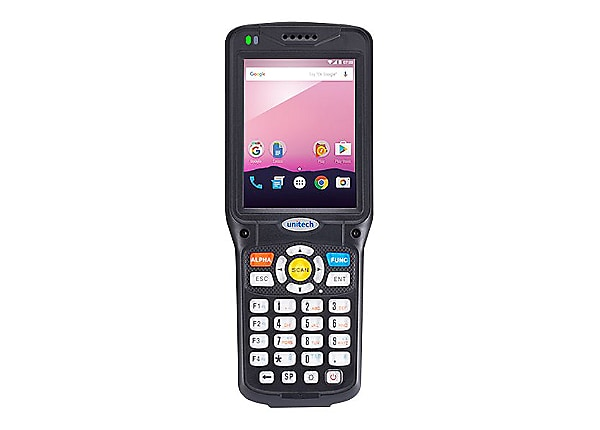 Unitech HT510 2D Imager Android 7.0 Rugged Handheld Terminal