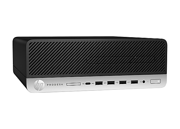 HP ProDesk 600 G5 - SFF - Core i5 9500 3 GHz - 8 GB - 256 GB - US