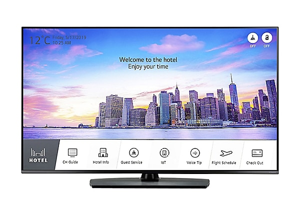"LG 55UT770H0UA UT770H Series - 55"" - Pro:Centric with Integrated Pro:Idiom"