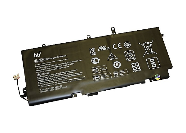 BTI - notebook battery - Li-pol - 3780 mAh