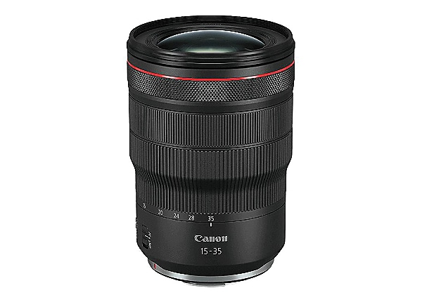 Canon RF wide-angle zoom lens - 15 mm - 35 mm