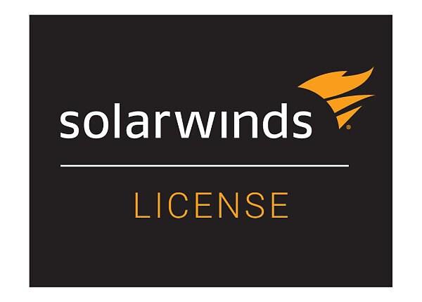 SolarWinds Server & Application Monitor SAM25 - license + 1st year Maintena