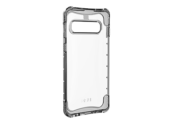 UAG Rugged Case for Samsung Galaxy S10 [6.1-inch screen] - Plyo Ice - back