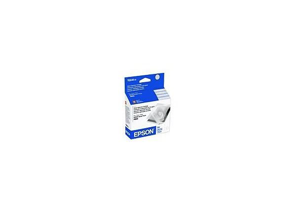 Epson Gloss Optimizer Ink Cartridge 2 pack