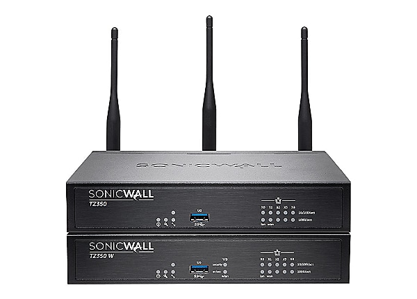 SonicWall TZ350 Wireless-AC - Advanced Edition - security appliance