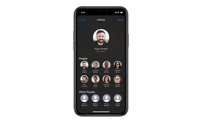 Apple Iphone 11 Pro Max Midnight Green 4g 512 Gb Cdma Gsm Smart Mwhc2ll A Cell Smart Phones Accessories Cdw Com