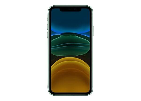 Apple iPhone 11 - green - 4G - 128 GB - CDMA / GSM - smartphone