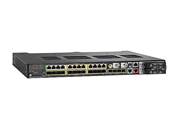 Cisco Industrial Ethernet 5000 Series - switch - 28 ports - managed - rack-