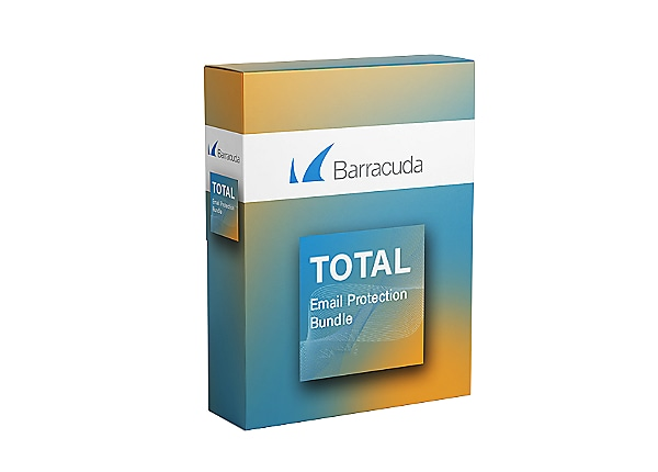 Barracuda Total Email Protection - subscription license - 1 user